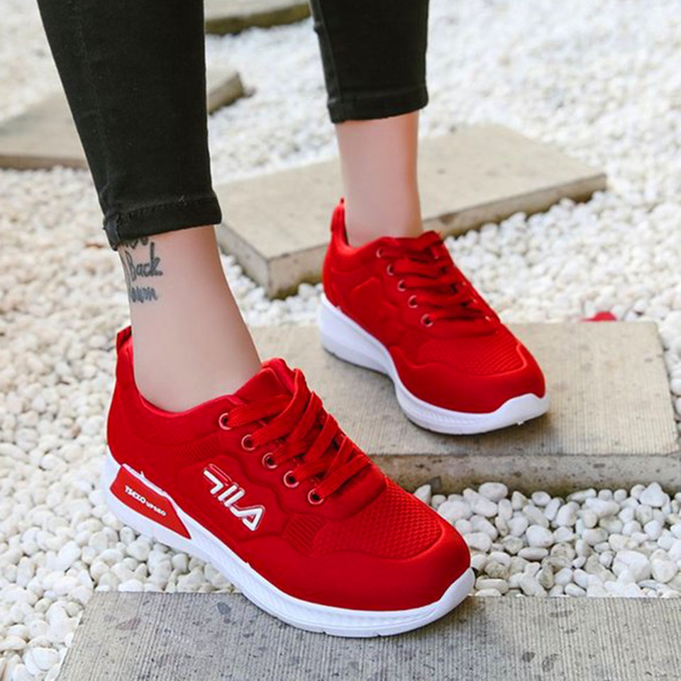 feaefb61c905 Running shoes Sports Shoes flats soles Casual shoes women Spring ...