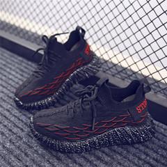 2019 children bigger sizes shoes boys shoes black 26