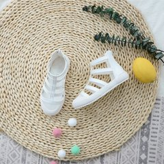 UNICRON 2019 soft bottom shoes fashion girl big size white 29