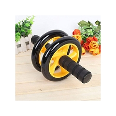 AB Wheel Abs Roller Workout Arm And Waist Fitness Exerciser Wheel (Free Knee Mat) colour may vary to availability 19