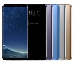 Certified Refurbished:Samsung Galaxy S8 64GB ROM+4G , 3500mAh,12+8MP, 5.8Inch single sim Smartphone black