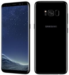 Certified Refurbished:Samsung Galaxy S8 Dual SIM Smartphone 5.8'' full screen 4GB 64GB Android s8 black dual sim