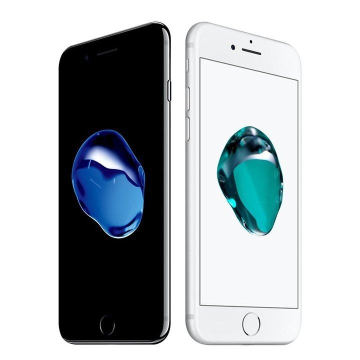 Refurbished smartphone iphone 7 128GB +2GB 12M+7MP 4 7 inch apple with  fingerprint iphone7 random color 128g
