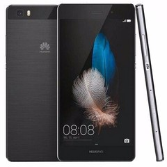Refurbished phone Huawei P8 Lite 4G LTE 2+16GB -5.0 ''screen-13+5MP-dual sim  smartphone black