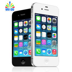 Certified Refurbished:iphone 4 16GB+512MB 3.5 inch unlocked iphone4 5MP 8g mobile phone smartphone white 16g