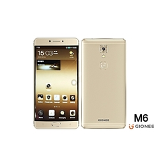 Certified Refurbished: Gionee M6 5.5-Inch HD (4GB,64GB/128GB ROM) 13MP + 8MP Dual SIM 4G Smartphone gold 4+64G