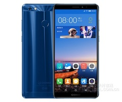 Certified Refurbished:Gionee GN5007 4GB+64GB 5000mAh 6.0 inch AMOLED 13MP+8MP 4G net smartphone blue