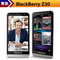 Refurbished BlackBerry Original Z30 Phone Unlocked 8.0MP Camera 5.0inch Dual-Core 16GB black black