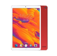 2019 11.6 inch Tablet PC Android 8.0 Octa Core 4GB RAM 64GB ROM Dual SIM Card 3G Call Phone red