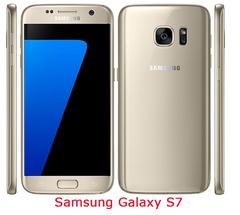 Refurbished Samsung Galaxy S7 4+32GB Mobile Phone Octa-core 12MP dual Sim 4G LTE Cell Phone gold 4+32g single sim