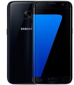 Refurbished Samsung Galaxy S7 edge Unlocked 4G +32GB single sim WIFI GPS with small black dot black