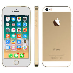 Certified Refurbished Apple iPhone 5s Mobile Phones 4.0 inch A7 Dual Core 16GB/32GB/64GB ROM WIFI Gold 16GB