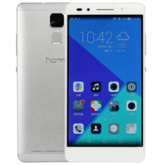 Certified Refurbished HUAWEI Honor 7 Android Phone 64G White 99%NEW white 3+64GB