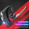 V8S Business Bluetooth Headset Wireless Earphone Car Bluetooth Handsfree Music for iPhone HUAWEI black normal