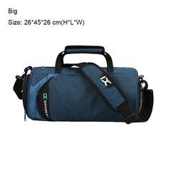 Men Gym Bags For Training Bag Tas Fitness Travel Sac De Sport Outdoor Sports Swim blue 45*26*22cm