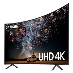"Samsung 55NU7300– 55"" - UHD 4K Curved Smart LED SERIES 7 TV - HDR black 55 inch"