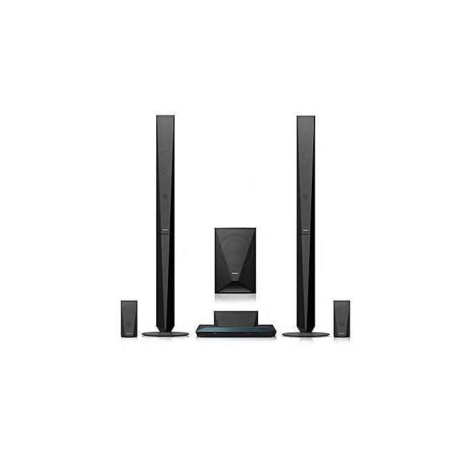 Sony BDV-E4100 - 5.1 Channel Home Theater System 1000W black