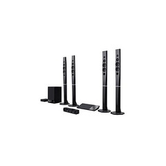 Sony BDV-N9200WL - 5.1ch Blu-ray 3D Smart Home Theatre System - 1200W black