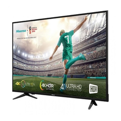 HISENSE 50A6100UW - 50'' Smart 4K Ultra HD TV Grey 50 inch