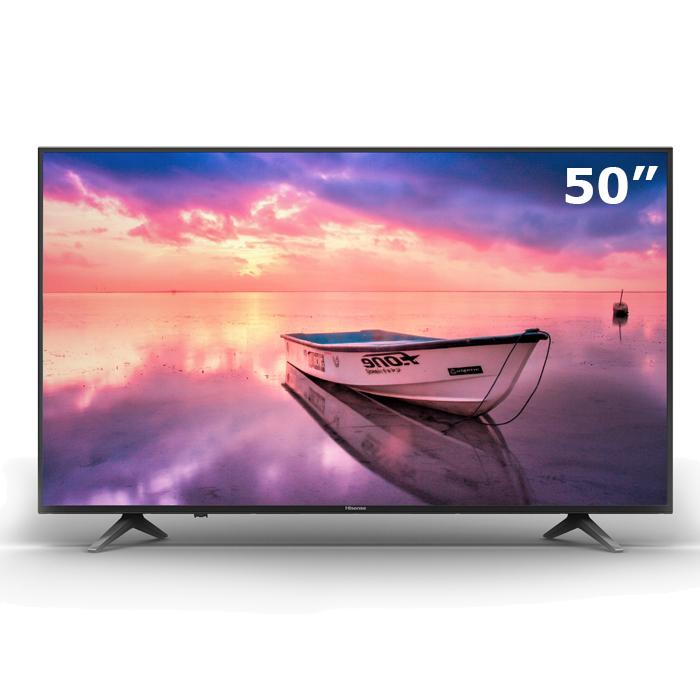 HISENSE 50A6100UW - 50'' Smart 4K Ultra HD TV Grey 50 inch