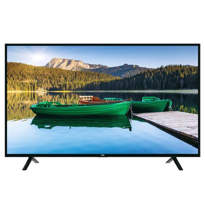 "TCL 32S6200 - 32""- Full HD Smart LED TV- -Black black 32 inch"