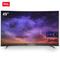 "TCL 49"" Full HD Smart Curved LED TV 49P3CFS black 49 inch"