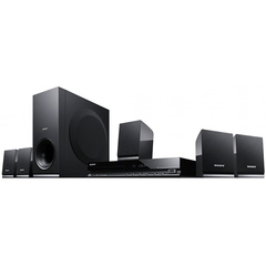 Sony DAV-TZ140 - 300W - 5.1Ch - DVD Home Theater black