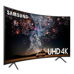 "Samsung 55RU7300– 55"" UHD 4K 3840 x 2160P Curved Smart LED TV Black 55 inch"