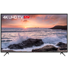 TCL 50P6500US 4K Ultra HD Smart LED TV Black 50 inch