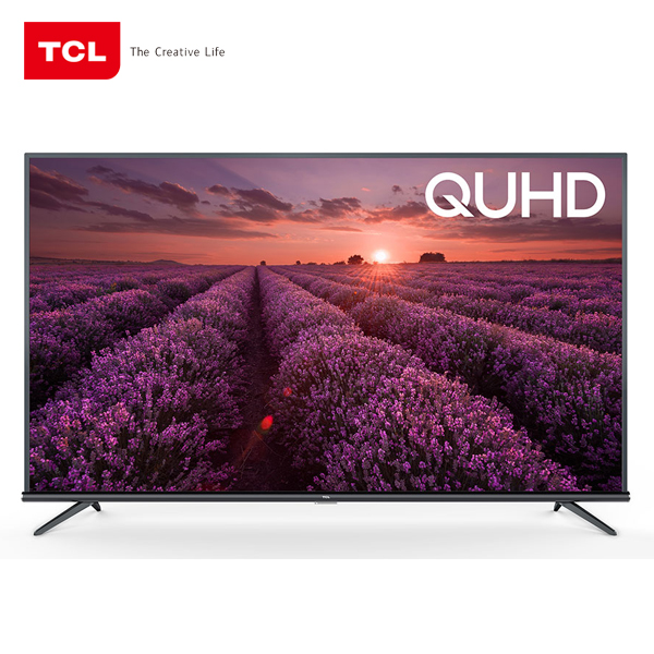 "TCL 50P8M 50"" Android Ultra HDR 4K Smart TV Black 50 inch"