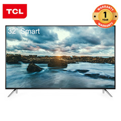 TCL 32'' Full HD Smart LED ANDROID TV-32S6800/32S65000 black 32 inch