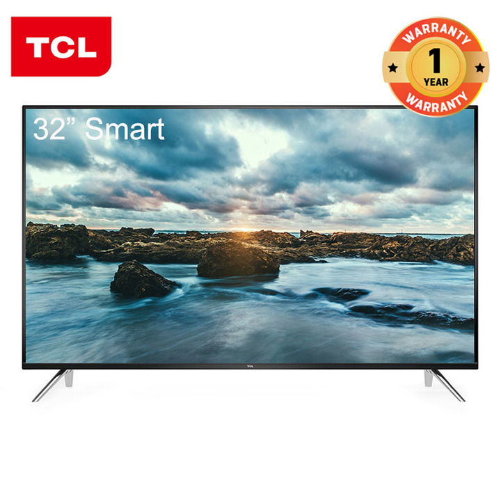 TCL 32'' Full HD Smart LED ANDROID TV-32S6500/6800 black 32 inch