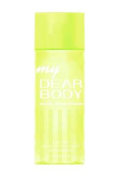 Dear Body malibu lemon blossom body splash as in the picture