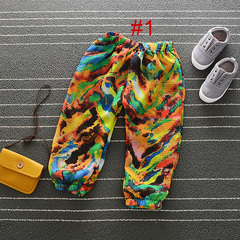Infant Baby Boys Girls Clothing Suit Kids Baby Summer Mosquito Pants Toddler Casual Sport Tracksuit as picture #1 M/90CM