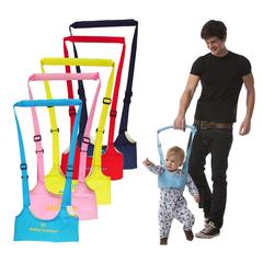 Baby Walker Toddler Harness Assistant backpack Leash Children Kids strap Learning Walking Belt Reins blue one size
