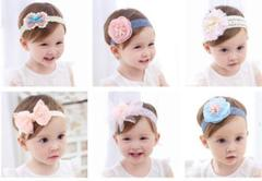 Baby Girls Butterfly Headband Girl Accessories