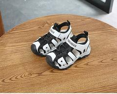 Baby Boys Summer Shoes Beach Sandals Children Sandals white 26