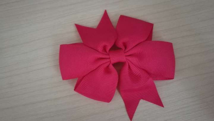 Baby Girls Butterfly Headband Pink Red Yellow Blue Green White 015