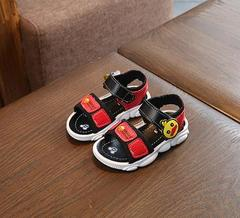 Baby Boys Summer Shoes Sandals Shoes Beach Shoes red 25