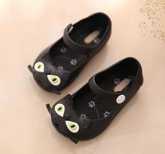 Baby Girls Summer Shoes Sandals black 24