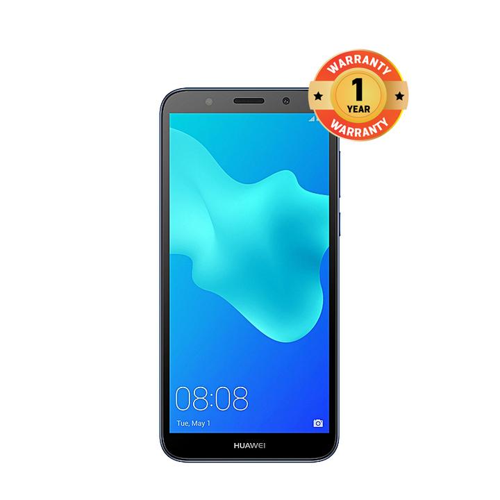 "Huawei Y5 Prime 2018, 5.45"", 16GB, 2GB RAM, 13MP Camera, (Dual SIM) blue"