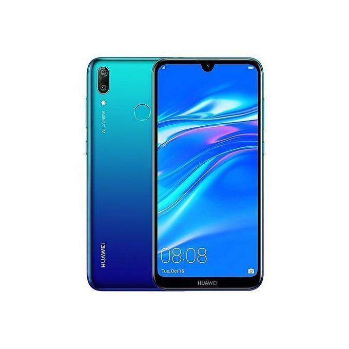 "Y7 Prime (2019), 6.26"", 64GB+3GB (Dual SIM) Smartphone Smart phone blue"
