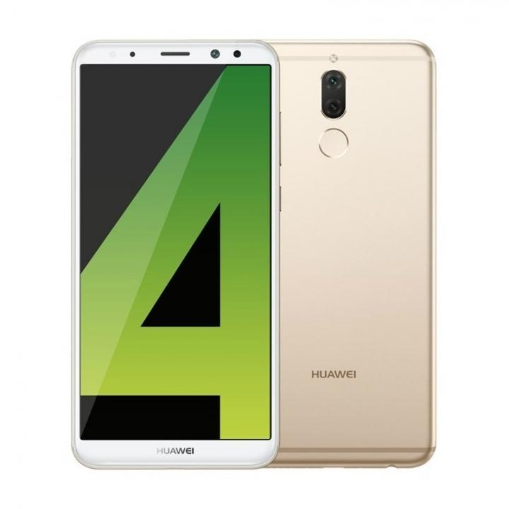 "Huawei Mate 10 Lite, 5.9"", 4G LTE, 4GB RAM 64GB Smartphone Smart phone gold"
