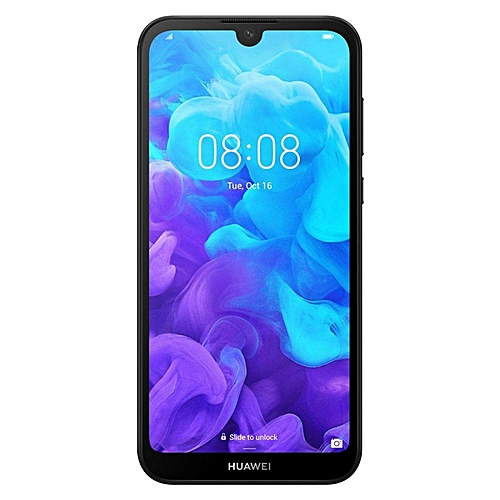 HUAWEI Y5 2019,32GB+2GB Smartphone Smart phone black