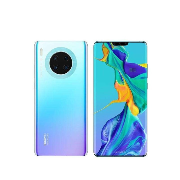 Waiting for sale Huawei Mate 30  5G LTE Smartphone Smart phone blue