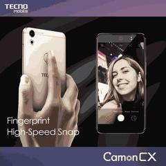 TECNO Camon CX Plus - 32GB - 3GB - 5.5 Inch - Dual SIM - Black black
