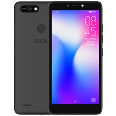 Tecno POP 2F Smart phones 5.5'' 1GB RAM+16GB (Dual sim) 2400mAh Moblie Phone black