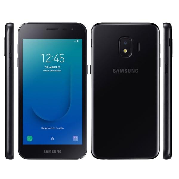 "Samsung Galaxy J2 Prime,1+8GB, 5.0"" inch, Dual-SIM, 4G, Smartphone black"