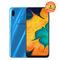 Samsung Galaxy A30 - 64GB Rom - 4GB Ram, 4000mAh, Dual SIM 4G Smartphone Smart phone blue