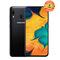 Samsung Galaxy A30 - 64GB Rom - 4GB Ram, 4000mAh, Dual SIM 4G Smartphone Smart phone black